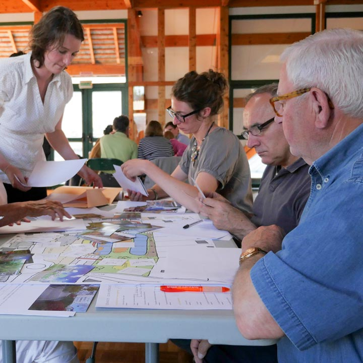 Intergenerational living: residents and project leaders from Les Gavotines, Aubagne (Bouches-du-Rhône) tell their stories