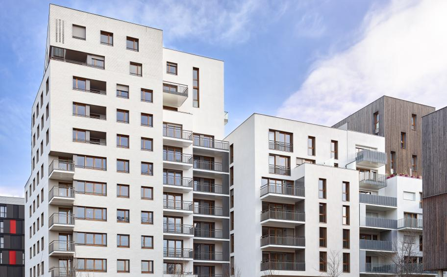 Eiffage Immobilier & Atland deliver Complémen'Terre, a programme named after its many green spaces